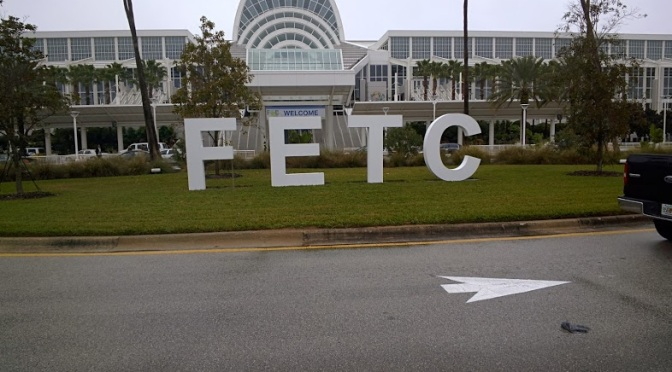 Initial thoughts on #FETC #Throughglass