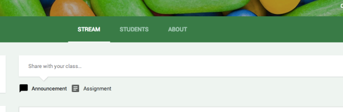 Practice Blogging with Google Classroom